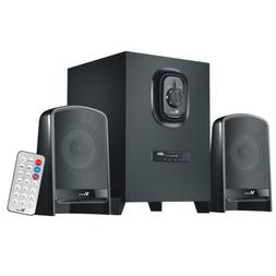 Speaker System with Subwoofer Multimedia Bluetooth/AUX/USB/S