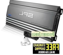 SPL AUDIO FX2-2200 WATT 2 CHANNEL AMP CAR STEREO SUBWOOFER S