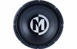 "MEMPHIS SRX10S4 10"" SUB 400W MAX SINGLE 4-OHM CAR AUDIO SUBW"
