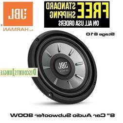 "JBL Stage 810 8"" 200-Watt Subwoofer"
