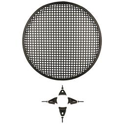 Install Bay 85-9015 15 Inch Steel Woofer Grille with Hardwar