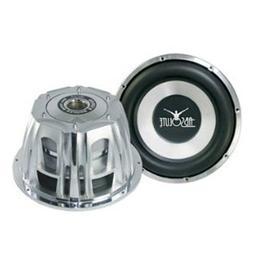 Absolute Strike Series ST-1500 1000-Watt 10-Inch Dual 4-Ohm Car Subwoofer