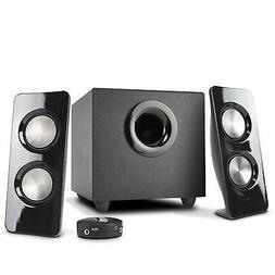 Studio Monitor Speaker Subwoof Stereo Sound System for Gamin