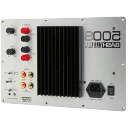 Bash 500W Digital Subwoofer Amplifier