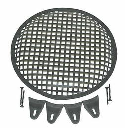 15 INCH SUBWOOFER SPEAKER COVER WAFFLE MESH GRILL GRILLE PRO