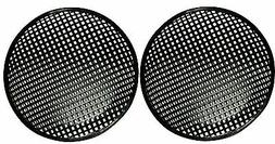 12 INCH SUBWOOFER SPEAKER COVERS WAFFLE MESH GRILL GRILLE PR