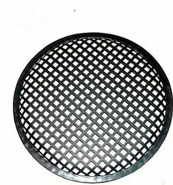 8 INCH SUBWOOFER SPEAKER COVERS WAFFLE MESH GRILL GRILLE PRO