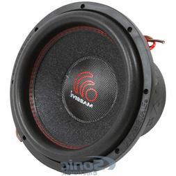"Massive Audio SUMMOXL 104 3000 Watt 10"" Dual 4 Ohm Car Audio"