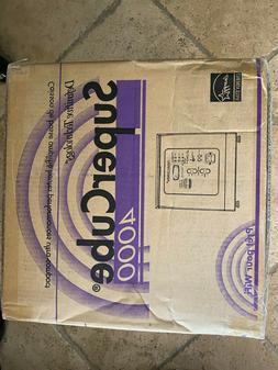 Definitive Technology SuperCube 4000 Powered Subwoofer - Bla