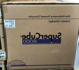 Definitive Technology SuperCube 8000 Powered Subwoofer Brand