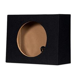 "12F Sealed 12"" Single Slim Car Box Speaker Enclosure Cabinet"