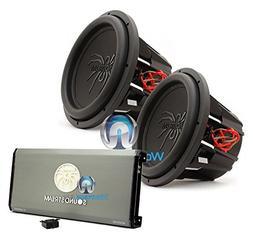 pkg Soundstream T1.4000DL Monoblock 4,000W Max Class D Ampli