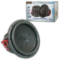 "Soundstream T5.124 2000 Watts 12"" Inch Tarantula Dual 4-Ohm"