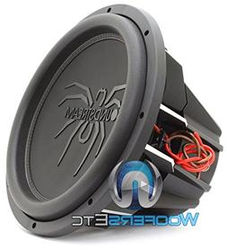 "Soundstream 2600W Peak  15"" Tarantula Series Dual 4-Ohm Car"
