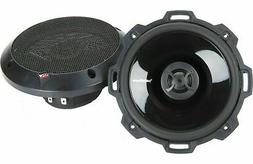 "ROCKFORD FOSGATE PUNCH P152 5.25"" CAR 2-WAY PEI TWEETERS COA"