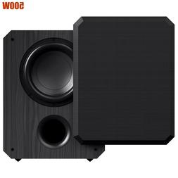 thx 500w 10 subwoofer active powered sub