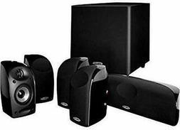 Polk TL1600 6-Piece Surround Sound Speaker System With Subwo