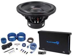 """American Bass TNT-1544 2000 Watt 15"""" Car Audio Subwoofer+Mon"""