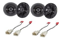 Toyota Tundra 2003-2006 Factory Speaker Replacement  6.5 Kic