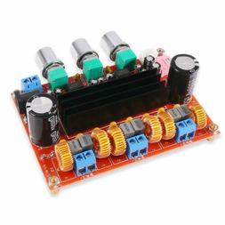 TPA3116D2 2x 50W +100W 2.1 Channel Digital Subwoofer Power A