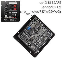 TPA3118 Digital 2.1 Channel Subwoofer Integrated Amplifier B