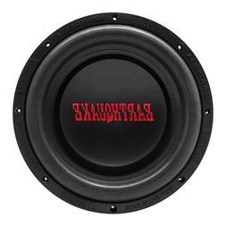 Earthquake Sound Tremor-X124 12-inch Single 4 ohm Voice Coil