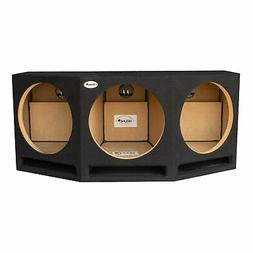 "SoundBox LP3-12a, Triple 12"" Ported Subwoofer Box Vented Sub"