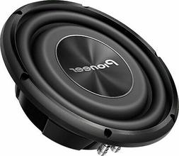 "Pioneer TS-A2500LS4 300 Watts RMS 10"" Single 4 Ohm Shallow M"