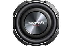 "Pioneer TS-SW2502S4 1200W 10"" TS Series Shallow Mount Single"