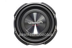 """Pioneer TS-SW2502S4 300 Watts RMS 10"""" Single 4 Ohm Shallow M"""