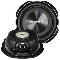 PIONEER TS-SW2502S4 10-Inch, 1.200 Watts Shallow-Mount Subwo