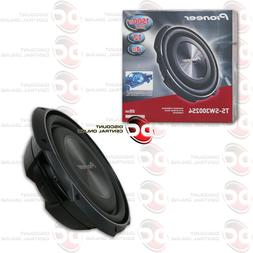 """PIONEER TS-SW3002S4 12"""" SINGLE 4 OHM CAR SHALLOW MOUNT SUBWO"""