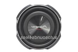 "Pioneer TS-SW3002S4 1500 Watts 12"" Single 4 Ohm Shallow Moun"