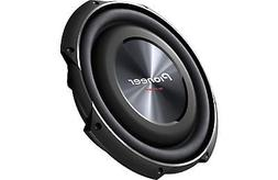"Pioneer TS-SW3002S4 1500W 12/"" TS Series Shallow Mount Single 4 ohm Subwoofer"