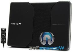 """PIONEER TS-WH500A 8.25"""" COMPACT POWERED ENCLOSED SUBWOOFER S"""