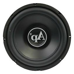 "Audiopipe TSPP312D4 12"" Woofer, 1600W Max, Dual 4 Ohm"