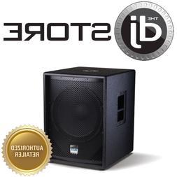 "Alto Professional TSSUB15 15"" 600 Watt Powered/Active DJ PA"