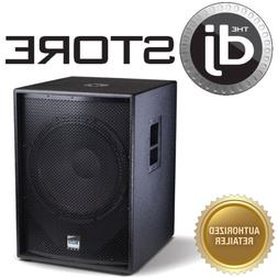 "Alto Professional TSSUB18 18"" 1200 Watt Powered Active DJ PA"