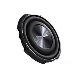 """Pioneer TSSW3002S4 12"""" Shallow Mount Woofer, 1500W Max, SVC,"""