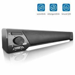TV Sound Bar Home Theater Subwoofer Soundbar with Bluetooth
