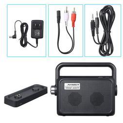 TV Sound Bar Stereo Speaker Home Theater Wireless Subwoofer