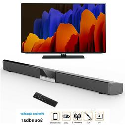 TV Speaker Soundbar Subwoofer Wireless Home Theater Sound Ba