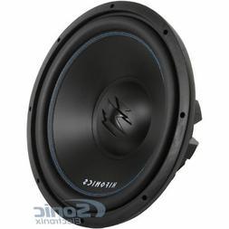 """HIFONICS TW15D4 TITAN Series 15"""" 1,200-Watt 4ohm Dual Voice-"""