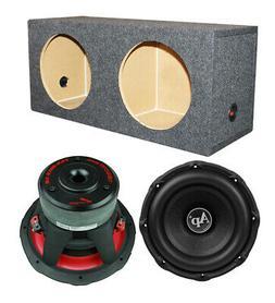 "Audiopipe TXX-BD3-12 12"" 3600W Car Audio Subwoofers  + Dual"