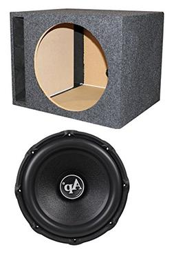 Audiopipe TXX-BD3-15 15-Inch 2400W Subwoofer with Vented Sub