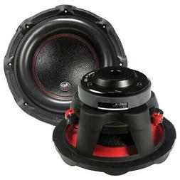 """Audiopipe TXX-BDC1-10 800 W Max 10"""" Dual 4-Ohm Voice Coil Ca"""