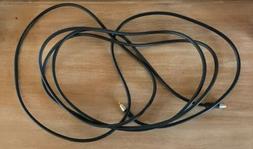Mediabridge ULTRA Series Subwoofer Cable 15 Feet Dual Shield