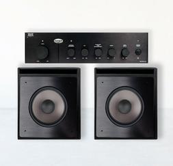 Klipsch Ultra2 Set  KA-1000 THX Amplifier  KW-120 THX Subwoo