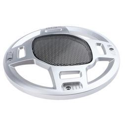 Universal Car Audio 6 inch Metal Subwoofer Home Speaker Gril