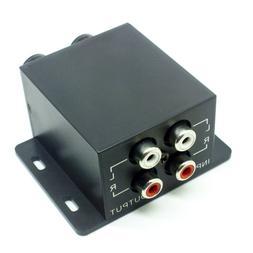 Universal Car Remote Amplifier Subwoofer Equalizer Crossover